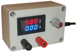 Digital Bench Power Supply Adjustable 1 24VDC 15W $29.99