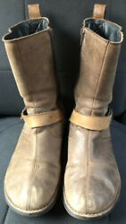 Merrell Brown Women's Leather Boots With Select Grip Size 8.5 $35.00