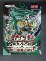 YUGIOH DRAGONS OF LEGEND THE COMPLETE SERIES Box Set 1st Edition $12.99