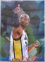 KOBE BRYANT 2020 #31 Custom Designed Custom Made #12 of 50 Edward Vela Card SP $37.00