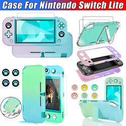 Protective Hard Case Cover Shell Screen Protector For Nintendo Switch Lite $12.98