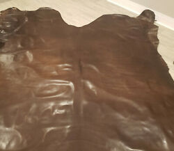 Brown Leather Hide $50.00