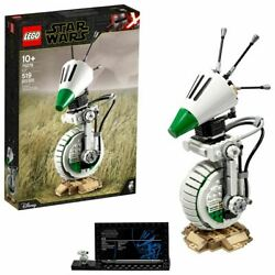 LEGO Star Wars D O 75278 Building Kit; Cool Star Wars: The Rise of Skywalker Bui $95.68