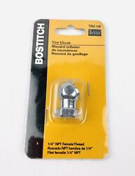 Bostitch TIRE 14F Tire Chuck Air Compressor Hose Fittings 1 4quot;NPT $10.99