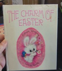 Vintage Hallmark The Charm Of Easter By Michael F Anderson 1972 Hardcover CUTE $15.00