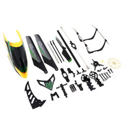 18 in 1 Plane Body Accessories for V912 4CH Electric RC Helicopter Aircrafts $20.82