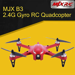MJX Bugs 3 B3 2.4G Gyro RC Quadcopter Brushless Motor Drone Professional Drone $122.06