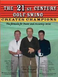 The 21st Century Golf Swing with Power amp; Accuracy Book $42.90