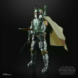 Star Wars Black Series NEW Carbonized Boba Fett Figure 6 Inch Hasbro E9927 $24.95