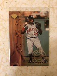 1995 Leaf Great Gloves Kirby Puckett #12 Of 16 $1.00