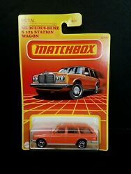 2020 Matchbox Retro 3 12 Target Exclusive MERCEDES BENZ S 123 STATION WAGON $6.80