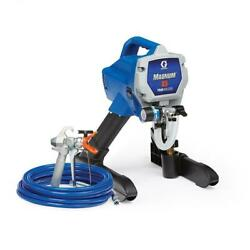 Graco Magnum X5 Electric Airless Paint Sprayer 262800 Includes Hose Pump Gun Tip $336.85