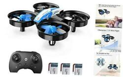 Mini Drone for Kids and Beginners RC Nano Quadcopter Indoor Small Helicopter Pl $42.52