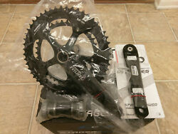 Stages SRAM Rival 53 39t 175mm Crankset w. Power Meter $474.00