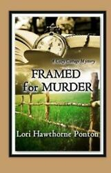 Framed For Murder: A Cozy Cottage Mystery $10.71