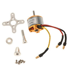 A2212 2200KV Brushless Motor Quadcopter Motor Spare Parts Replacement for RC $11.39