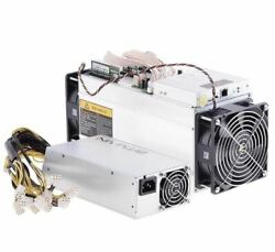 Bitmain antminer s9 13.5Th s with APW3 Power Supply Bitcoin Mining Hardware $69.95