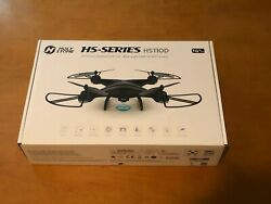 Holy Stone HS110D FPV RC Drones with 720P WiFi HD Camera Live Video Quadcopter $35.00
