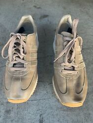 Adidas Cross Country Style leather shoes men 10.5 $60.00