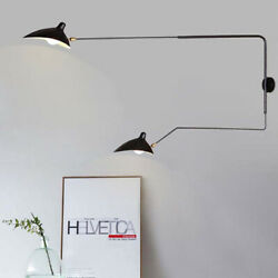 Modern Arm Rotating Wall lamp LED Bracket light For Living room Lighting Lamp $79.99