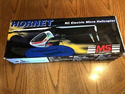 Hornet RC Helicopter Kit new not assembled  in the box  $139.00
