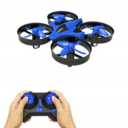 Mini Drone for Kids and Beginners RC Nano Quadcopter Indoor Small Helicopter 3D $24.54