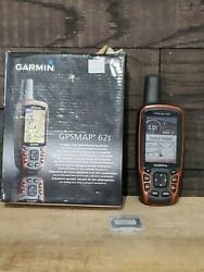 Garmin GPS MAP 62s in great working condition $125.00
