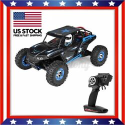 WLtoys 12428 B 1 12 2.4G 4WD Electric RC Car 50km h High Speed Off Road Toy Gift $92.32