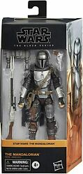 Star Wars Black Series Mandalorian 6 Inch Action Figure New $34.99