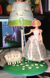 CUSTOM LAMP FOR BO PEEP SIGNATURE COLLECTION SCALE TOY STORY 1 2 4 $349.99