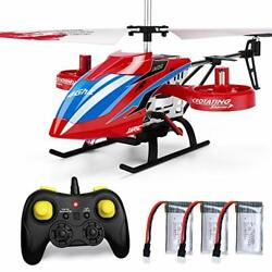 4CH RC Helicopter with Remote Control Fly Sideway Helicopter Altitude Hold wit $60.11