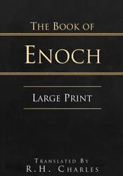 The Book Of Enoch Large Print $16.39