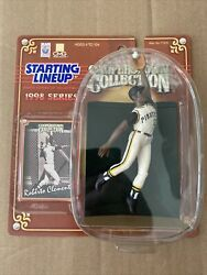 ROBERTO CLEMENTE STARTING LINEUP 1998 SERIES COOPERSTOWN COLLECTION $35.00