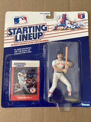 Wade Boggs Starting Lineup 1988 Boston Red Sox Figure Figurine NEW $8.50