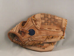 Spalding Leather Baseball Glove Competition Series 12quot; Frank Viola 42 057 EB198 $19.99