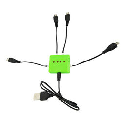 4 in 1 Quadcopter Balanced Battery Charger for RC Drone Plane Power Supply $7.50