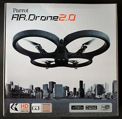 Parrot AR Drone 2.0: HD Camera Smartphone Tablet Controlled MINT $89.99