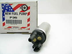 Pierce P36 Replacement Electric In Tank Fuel Pump $10.99
