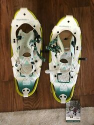Brand New Women#x27;s Tubbs Snowshoes $175.00