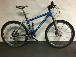 Ellsworth Truth Blue Anodized Small Frame 16quot; $1250.00