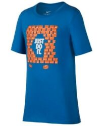 New Nike Big Boys Graphic Print Cotton T Shirt Size XL MSRP $20.00 $14.99