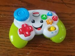 Fisher Price Video Game Control Remote toy baby toddler sings plays music $8.00
