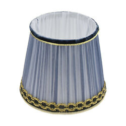 Fabric Table Lamp Shade Ceiling Fan Vanity Lamp Shade for Home Decor $13.31