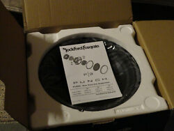 Rockford Fosgate P3D4 12  12quot; Punch Subwoofer  New $190.00