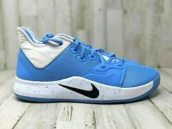 Nike PG 3 TB Promo Men#x27;s Paul George Basketball Blue White CN9513 403 9 10 11 12 $100.00