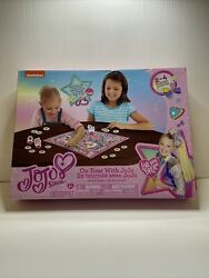 Nickelodeon On Tour With JoJo Siwa Board Game 2 To 4 Players Ages 3 And Up $15.00