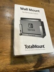 TotalMount for Nintendo Switch Mounts Nintendo Switch on Wall Near TV $21.00