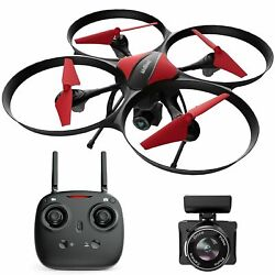 Force1 U49C Drone Quadcopter HD Camera Altitude Hold Extra Battery $79.99