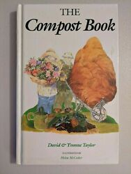 The Compost Book by David Taylor Hardcover 1993 AU $20.00
