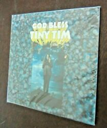 God Bless Tiny Tim CD SEALED LP style cardboard Tip Toe Thru the Tulips RARE $17.99